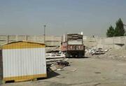 پاکسازی محله «ارم» با انتقال ۴ هزار کامیون نخاله