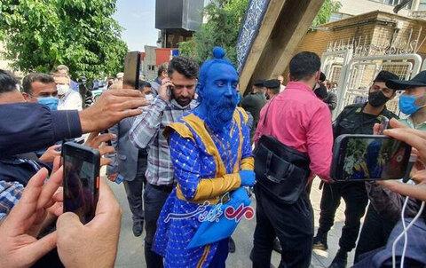 حاشیههای تصویری از آخرین روز ثبت نام انتخابات