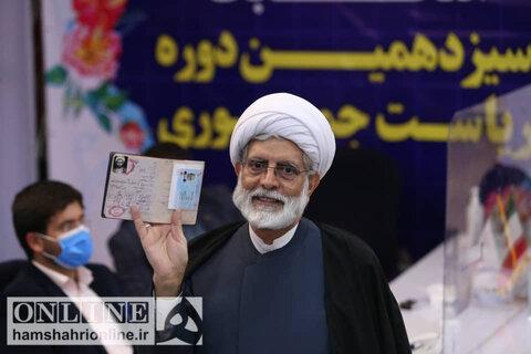 حجت الاسلام محسن رهامی
