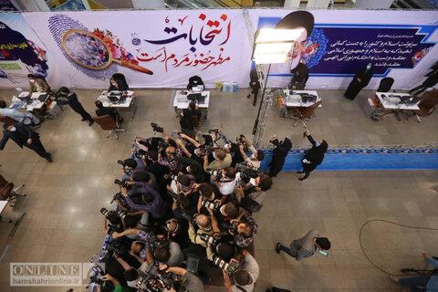 جایگاه خبرنگاران و عکاسان رسانه