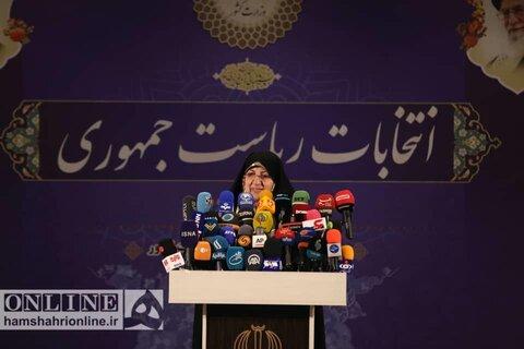 زهرا شجاعی- رییس مرکز مشارکت امور زنان دولت اصلاحات