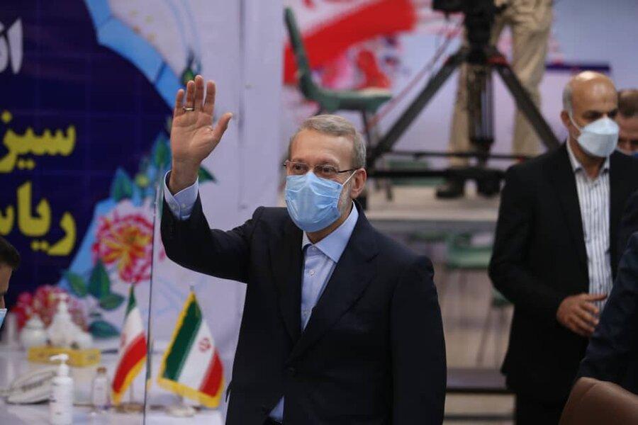 علی لاریجانی: قهر کردن راه حل نیست | برخی مشکلات در کشور مثل بیماری است