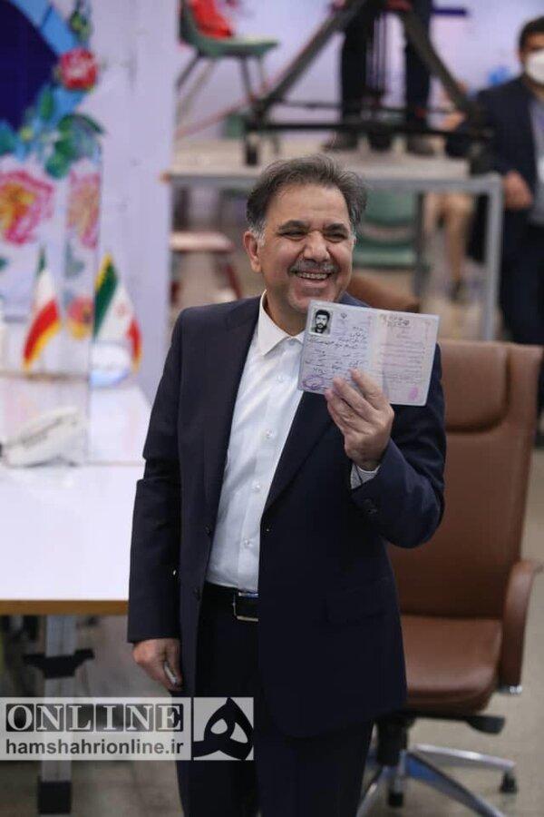 تصاویر |  جشنواره ثبت نام بازیگران اصلی انتخابات