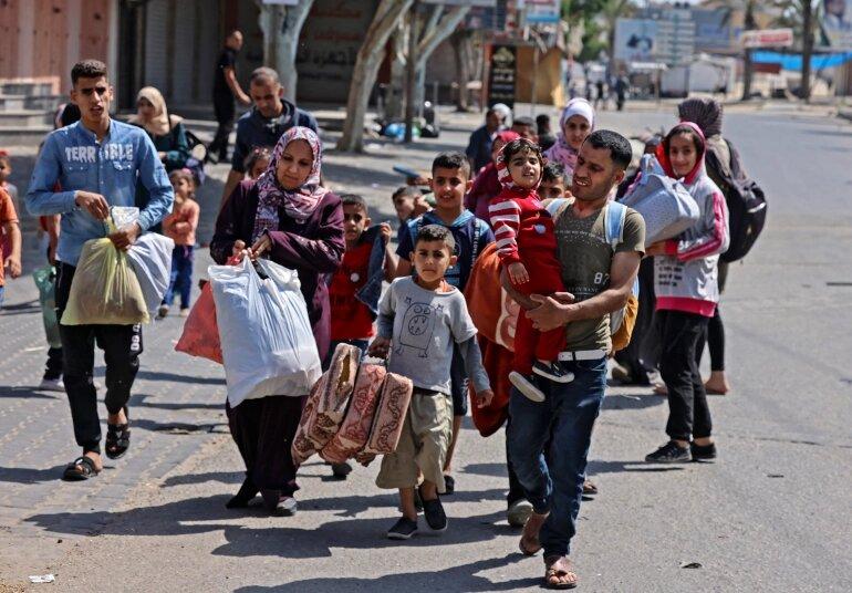 وضعيت ساكنان نوار غزه در پي حملات وحشيانه رژيم اشغالگر قدس