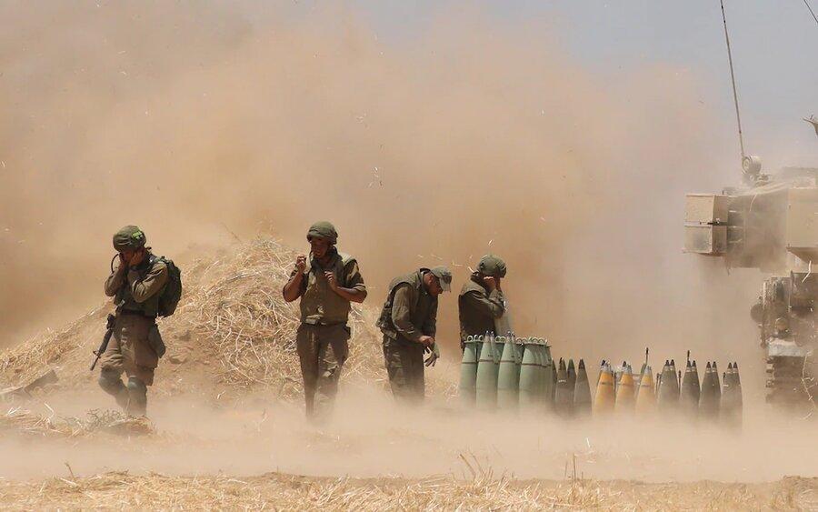 جنگ غزه برای نتانیاهو، تنازع برای بقاست