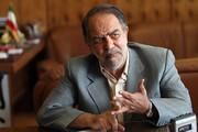 عکس |مرحوم اکبر ترکان وقتی وزیر آیت الله هاشمی بود