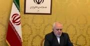 عکس | حضور ظریف در نشست اضطراری مجازی وزیران امور خارجه سازمان همکاری اسلامی