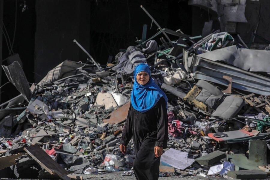 درگیری ۲۰۲۱ رژیم صهیونیستی در نوارغزه