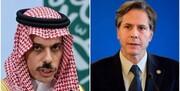 گفتوگوی تلفنی وزرای خارجه آمریکا و عربستان با محور فلسطین