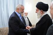 قدردانی رئیس دفتر سیاسی حماس از مواضع رهبر انقلاب در مسئله فلسطین