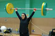 واکنش دختر ملیپوش وزنهبرداری به ادعای داریوش ارجمند
