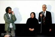 عکس | بابک خرمدین در کنار پدر و مادرش