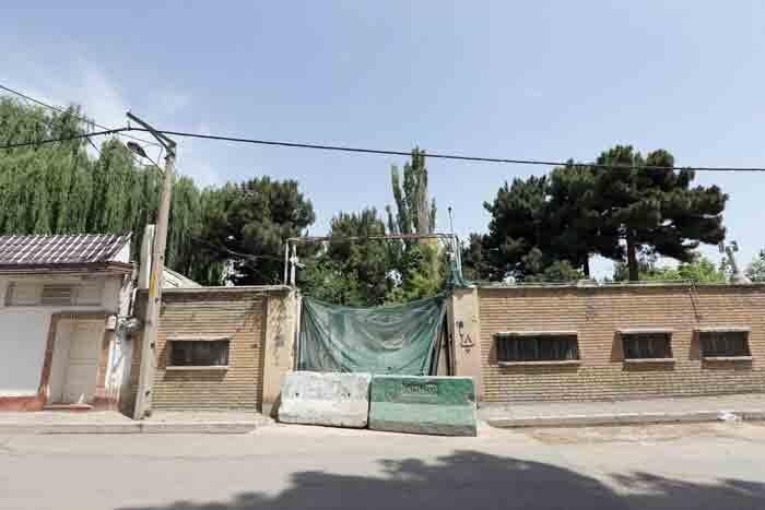 باغهای سرخهحصار آتلیه عروس و داماد شده