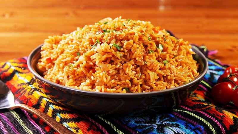 دستور پخت استانبولی - دمی گوجه - غذا - آشپزی - برنج
