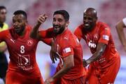 لژیونر ایرانی بهترین گلزن لیگ ستارگان شد