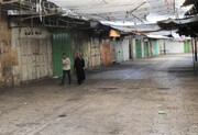 اعتصاب عمومی در مناطق اشغالی فلسطین