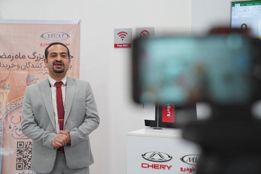 آخرین مرحله قرعه کشی کمپین فروش شرکت مدیران خودرو در ماه رمضان انجام شد