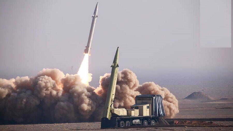 انواع موشک ایرانی