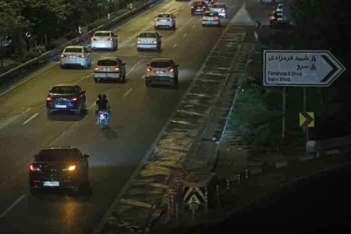 حـادثه خیـزهازیرذرهبین پلیس