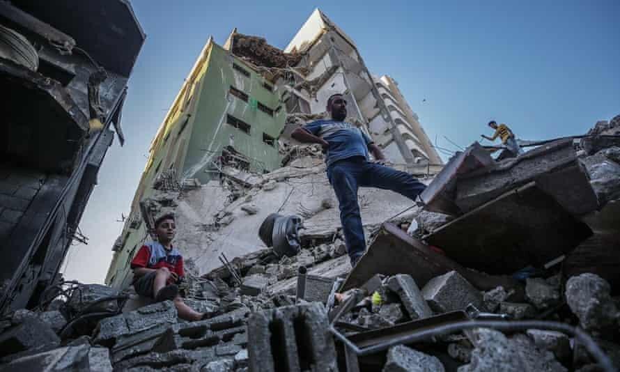 اعلام آتش بس میان حماس و رژیم صهیونیستی | 232 شهید حاصل 11 روز حمله اسرائیل به نوار غزه