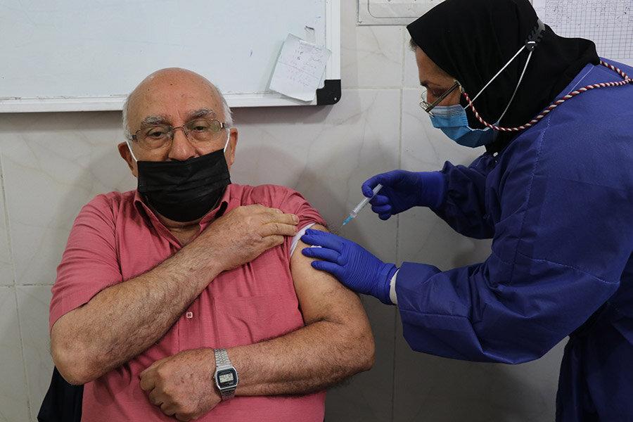واکسن کرونا - سالمندان