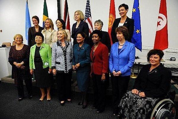 زنان سیاستمدار