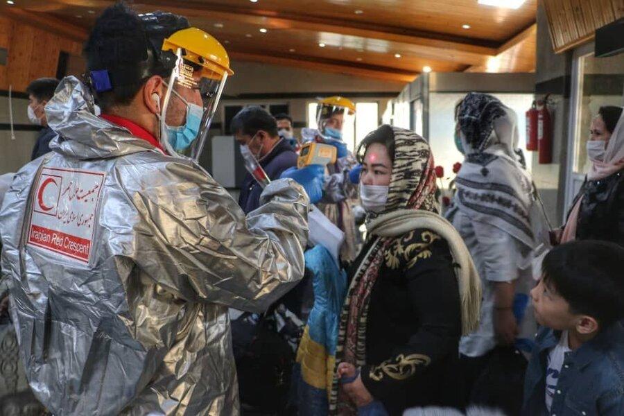 قرنطینه مسافران