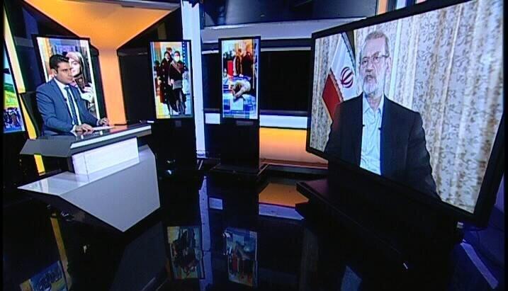 مذاکره مستقیم ایران و آمریکا از نظر علی لاریجانی   رقابت جدی در انتخابات نمی بینم