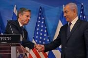 جزئیات رایزنی وزیرخارجه آمریکا با نتانیاهو درباره مذاکرات وین و برجام