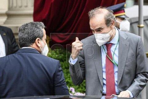 گفتوگوی عراقچی و انریکه مورا پیش از نشست کمیسیون مشترک برجام/ گرند هتل وین - ۴ خرداد ۱۴۰۰
