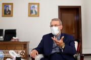 بحث لاریجانی و کدخدایی درباره انتشار دلایل ردصلاحیتها