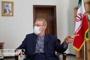 تکذیب دیدار لاریجانی با برخی نامزد های انتخابات ریاست جمهوری