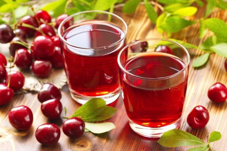 cherry juice - شربت آلبالو