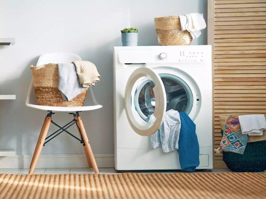 Washing-Machine - ماشین لباسشویی