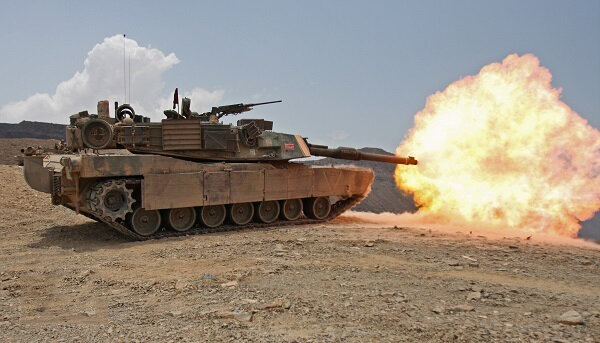 استفاده از تانک ایرانی در ارتش ایران