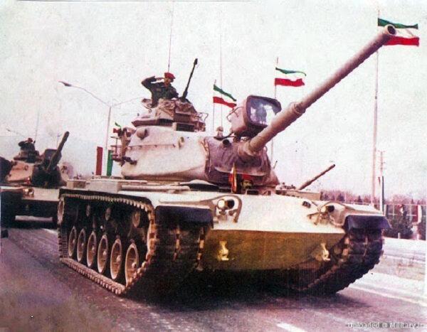 خودکفایی دفاعی ایران با تولید تانک