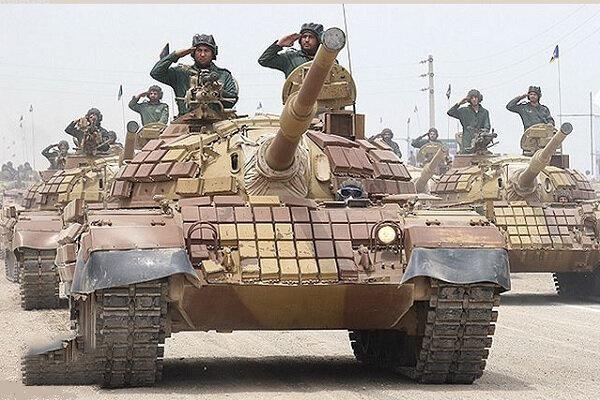 تانک ایرانی سفیر ۷۴