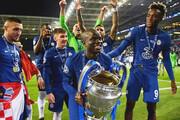 بهترین بازیکن فینال لیگ قهرمانان اروپا انتخاب شد