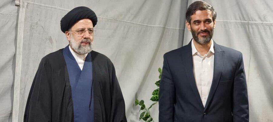 سعید محمد  ابراهیم رئیسی