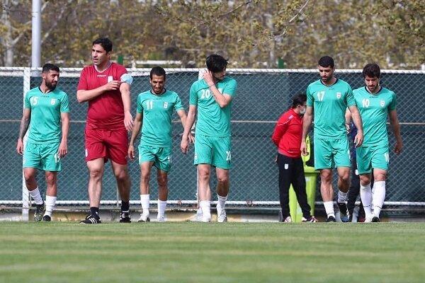 زمان سفر تیم ملی به بحرین مشخص شد