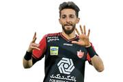 عبدی: لقب من لطف هواداران است   مربی قبل بازی با النصر گفت با ضربه سر گل میزنی!