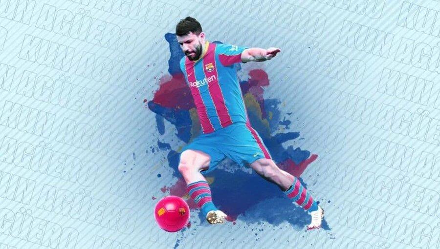 برترین گلزن تاریخ منچستر سیتی به بارسلونا پیوست