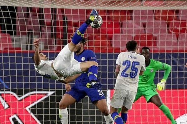 مهدی طارمی بالاتر از نیمار و مسی   گل ستاره ایرانی بهترین گل فصل لیگ قهرمانان
