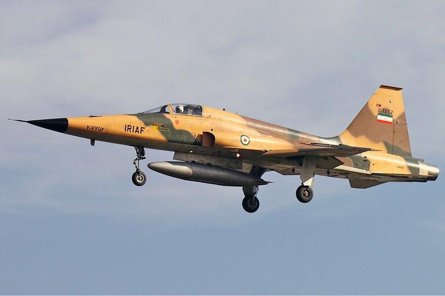هواپیمای جنگنده اف 5