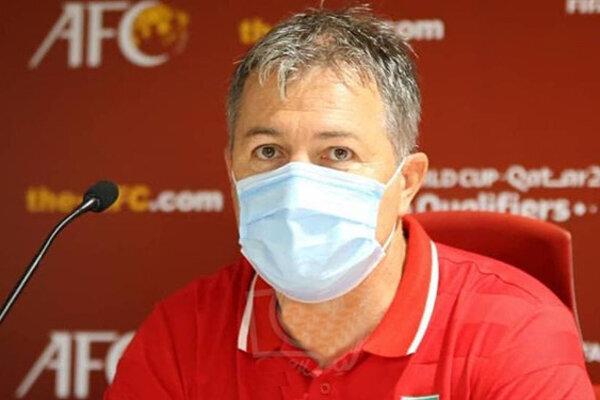 اسکوچیچ:هنگ کنگ ضد فوتبال بازی کرد | تنها از یک موضوع راضی نیستم