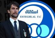 بعد از جلسه هیات مدیره؛تکلیف مربی ایتالیایی استقلال مشخص شد