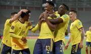 مقدماتی جام جهانی | طلسم کلمبیا بدون کیروش شکست | تساوی آرژانتین برابر شیلی
