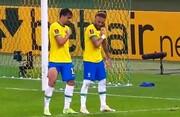 مقدماتی جام جهانی | نیمار برزیل را صدرنشین کرد