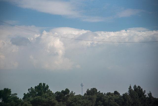 تهران - هوا