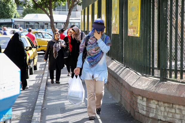 گرما - تهران